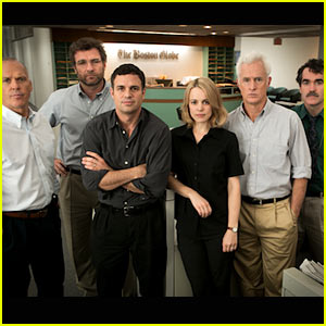 Rachel McAdams & Mark Ruffalo Are Determined Reporters in First 'Spotlight' Trailer - Watch Now!