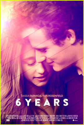 Taissa Farmiga's Movie '6 Years' Gets a Romantic New Poster!