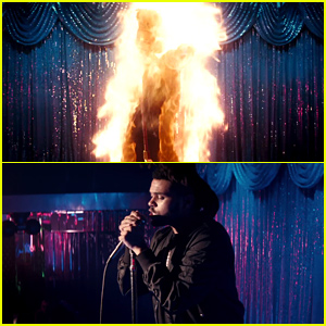The Weeknd's 'Can't Feel My Face' Music Video - Watch Now!