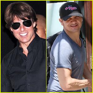 Tom Cruise on 'Top Gun 2' Rumors: It Would Be 'Fun'