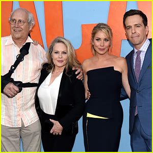Two Generations of 'Vacation' Meet at New Film's Premiere!