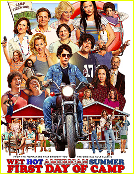 Netflix's 'Wet Hot American Summer' Full Length Trailer Has Arrived - Watch Now!