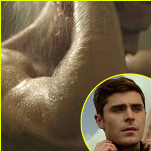 Zac Efron Takes a Shower in New 'We Are Your Friends' Trailer
