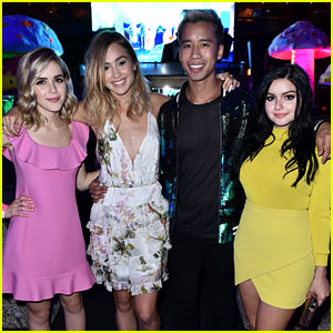 RECAP: Just Jared's Way Too Wonderland Party Presented by Ever After High!