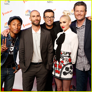Adam Levine & Gwen Stefani Take Virtual Trip In New 'The Voice' Promo - Watch Here!