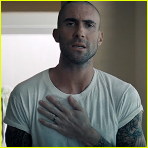 Adam Levine & R. City Drop 'Locked Away' Music Video
