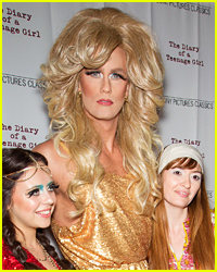 Alexander Skarsgard Explains Why He Dressed in Drag on the Red Carpet