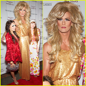 Alexander Skarsgard Dresses In Full Drag for 'The Diary Of a Teenage Girl' Premiere!