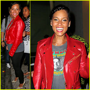 Alicia Keys Won't Let Others Affect How She Feels Anymore