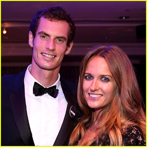 Andy Murray's Wife Kim Sears Is Pregnant with First Child!