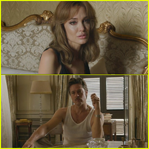 Angelina Jolie & Brad Pitt's 'By the Sea' Trailer - Watch Now!