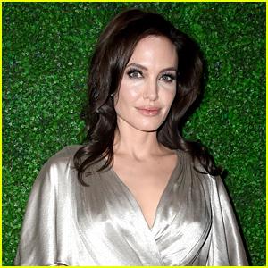 Angelina Jolie to Executive Produce 'Breadwinner' Animated Movie