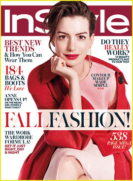 Anne Hathaway Felt Like She Was Being Hunted by the Media