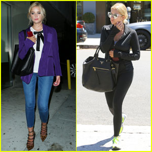 Ashley Benson Steps Out After 'A' Charles Reveal on 'PLL'