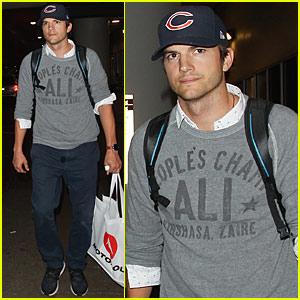 Ashton Kutcher Got Mila Kunis a Vibrating Birthday Present