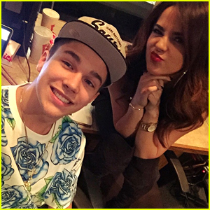 Austin Mahone & Girlfriend Becky G Call it Quits