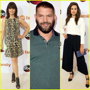 Bellamy Young, Katie Lowes & More Celebrate ABC at TCA Party!