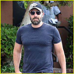 Ben Affleck Had a Fun Family Farm Day with His Kids