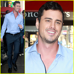 New 'Bachelor' Ben Higgins Propositioned for Phone Sex By Amy Schumer!
