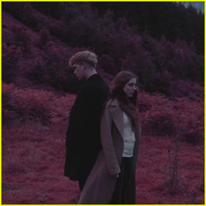 Watch Birdy & Rhodes' Magical New 'Let It All Go' Music Video!