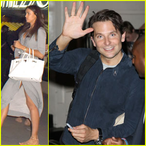 Bradley Cooper Gets Support From Girlfriend Irina Shayk at Final 'Elephant Man' Performance
