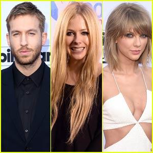 Calvin Harris Falls Victim to Fake Tweet Calling Out Avril Lavigne