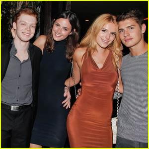 Cameron Monaghan Celebrates His Birthday With Bella Thorne, Gregg Sulkin, Tyler Posey & More!