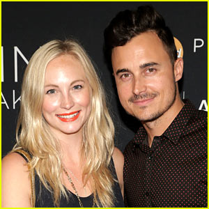 The Vampire Diaries' Candice Accola is Pregnant - See He