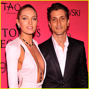 Candice Swanepoel Is Engaged to Hermann Nicoli!