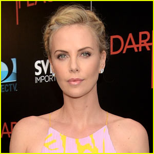 Charlize Theron Adopts B