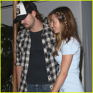 Chord Overstreet Goes On A Date After Recording Studio Time