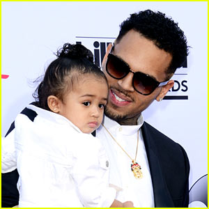 Chris Brown Names New Album 'Royalty' for His Daughter