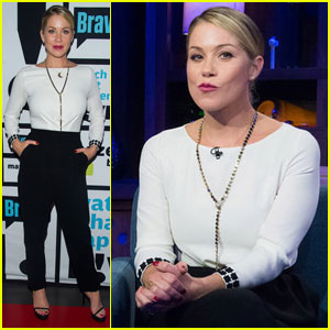 Why Did Christina Applegate Ditch Brad Pitt in 1989? Watch Her Answer!