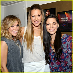 Christina Perri, Colbie Caillat, & Rachel Platten Bring Their 'Girls Night Out' to L.A.