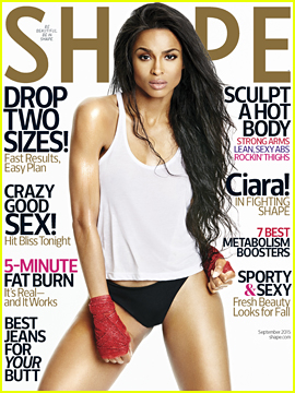 Ciara Reveals How She Lost 60 Pounds After Her Pregnancy