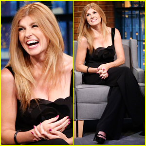 Connie Britton Loved Amy Schumer's 'Friday Night Lights' Parody!