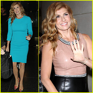 Connie Britton Re-enacts 'Real Housewives' on 'Watch What Happens Live'