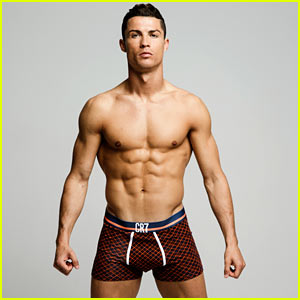 Cristiano Ronaldo Reveals Unretouched Underwear Ad Images