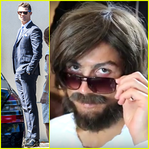 Cristiano Ronaldo Wears a Disguise & Plays Soccer with Unsuspecting Fans - Watch Now!