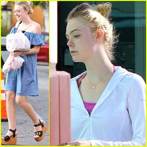 Dakota Fanning Acting Skills Get Complimented by Kirsten Dunst