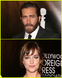 Is There Something Going On Between Dakota Johnson & Jake Gyllenhaal!?