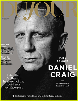 Daniel Craig Shares His Hangover Cure & Thoughts on the Next James Bond!