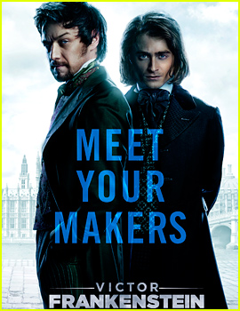 Daniel Radcliffe & James McAvoy Star in 'Victor Frankenstein' First Trailer - Watch Now!