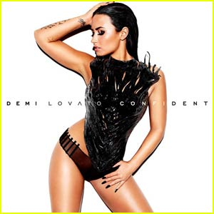 Demi Lovato Announces New Album 'Confident' - See the Sexy Cover Art & Track List!