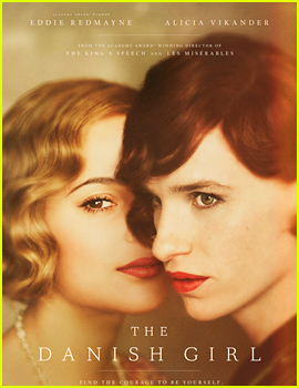 Eddie Redmayne's 'Danish Girl' Poster Hits the Web