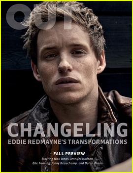 Eddie Redmayne Talks Playing Transgender Female in 'The Danish Girl'