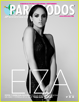 From Dusk Till Dawn's Eiza González Covers 'Para Todos' (Exclusive)
