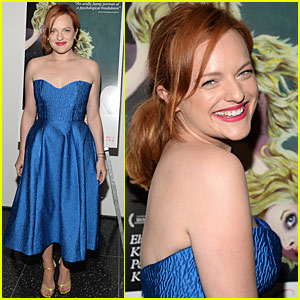 Elisabeth Moss Shines at 'Queen of Earth' Screening