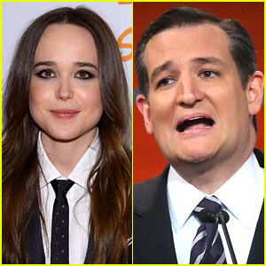 Ellen Page Confronts Ted Cruz About LGBT Rights (Video)