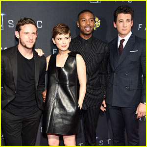 'Fantastic Four' Cast Gathers in New York for the Big Premiere!